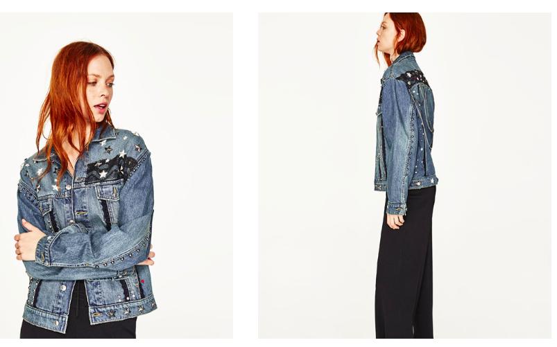 Look primavera 2017, Zara