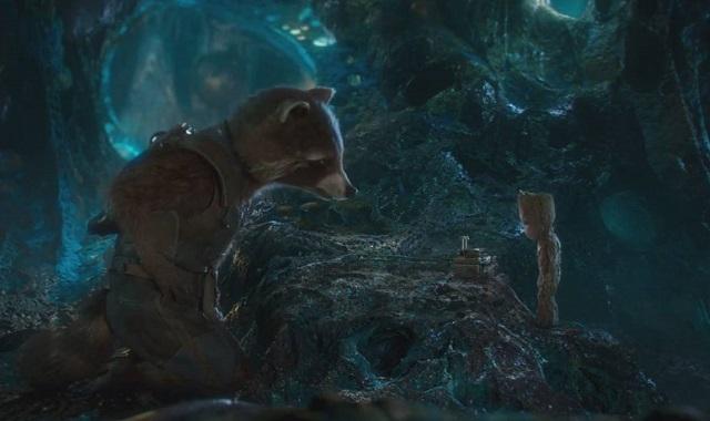 guardiani-della-galassia-vol-2-Rocket e Groot