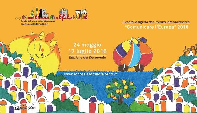 incostieraamalfitana - Festa del libro in Mediterraneo