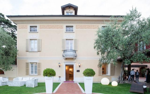 villa baiana location matrimonio