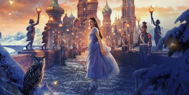 lo schiaccianoci e i quattro regni Disney recensione