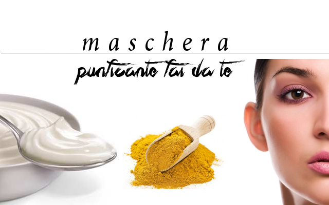 maschera purificante