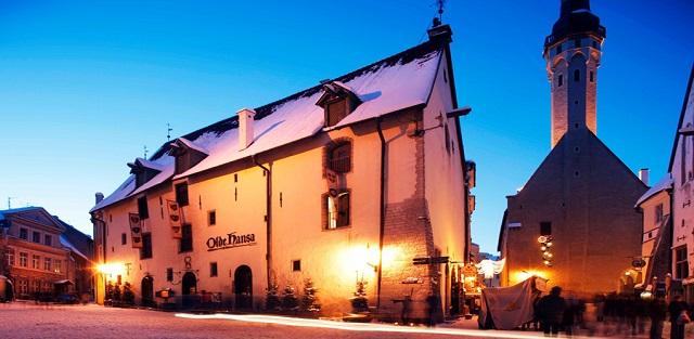 Olde hansa (Tallinn)