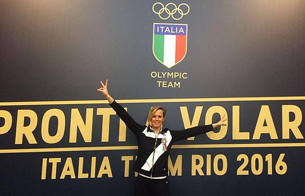 Olimpiadi 2016 di Rio: Federica Pelligrini portabandiera italiana