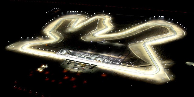 MotoGP 2016 - circuito di Losail Qatar