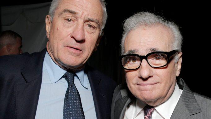 Martin Scorsese e Robert De Niro Festa del Cinema di Roma 2019