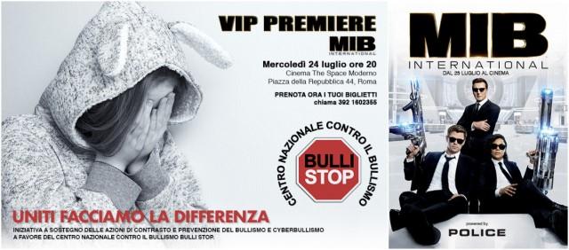 Men in Black international VIP premiere