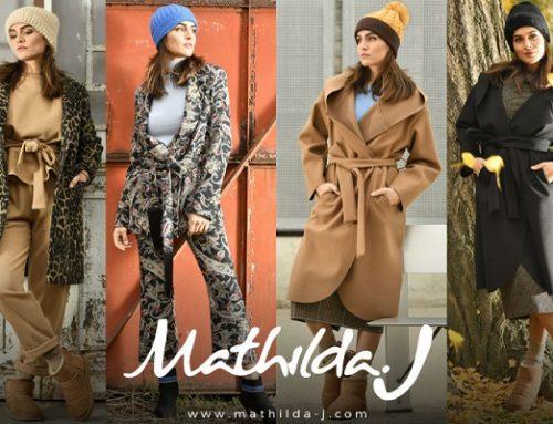 Mathilda J: è online il nuovo e-commerce del brand piemontese