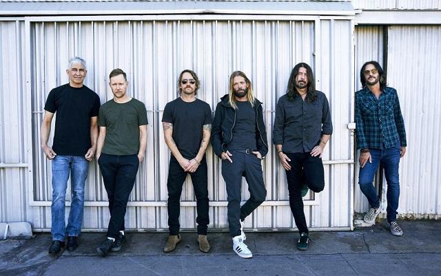 """Foo Fighters: sono tornati con il nuovo album """"Medicine at midnight"""""""