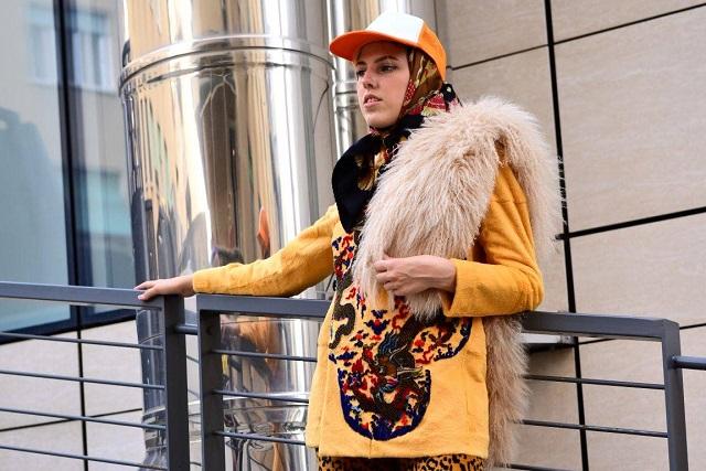 Filippo Francia vince il concorso nazionale professione moda giovani stilisti