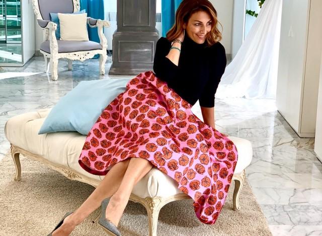 AltaRoma 2020 Giada Curti Collezione Haute Couture S/S