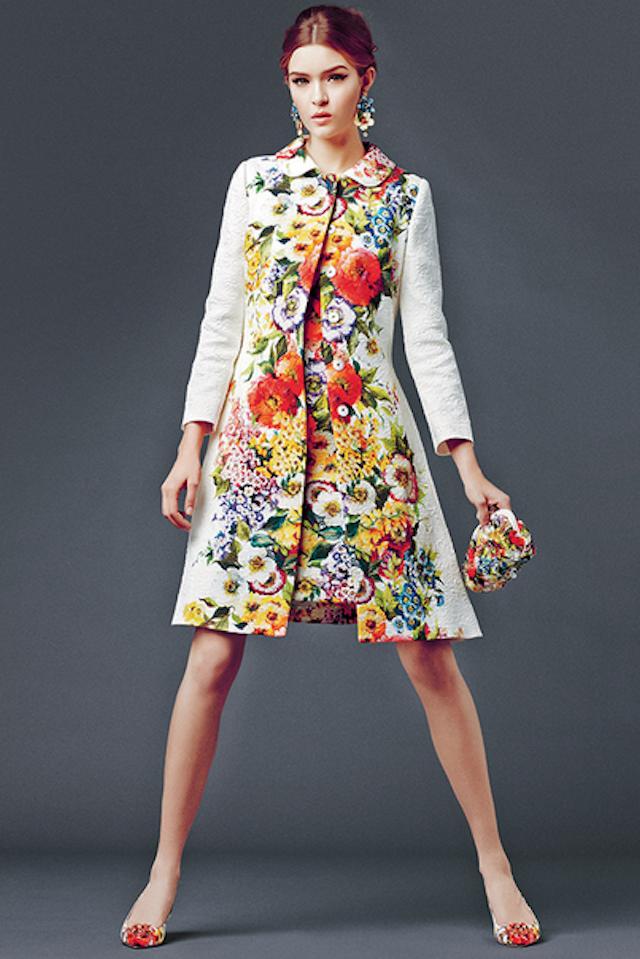 La vivavicità di Dolce & Gabbana