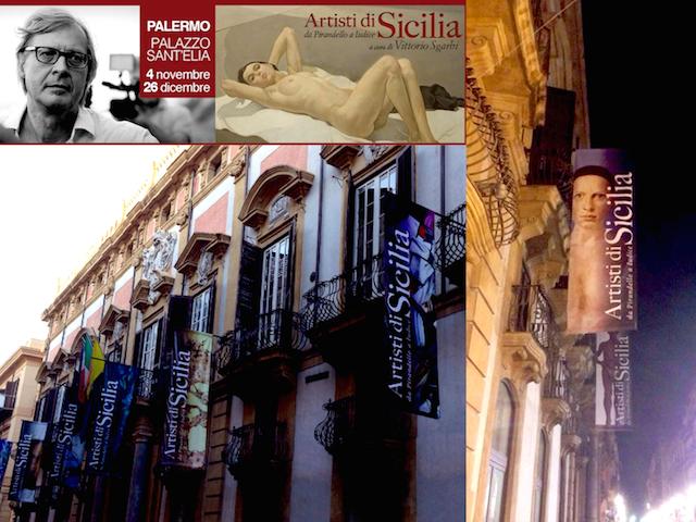 """""""Artisti di Sicilia. Da Pirandello a Iudice"""""""