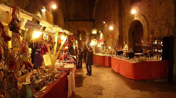 Mercatini di Natale 2014 - Umbria