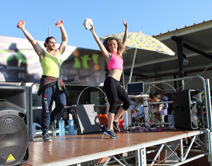 Taranta Fitness - la risposta made in Italy a Zumba