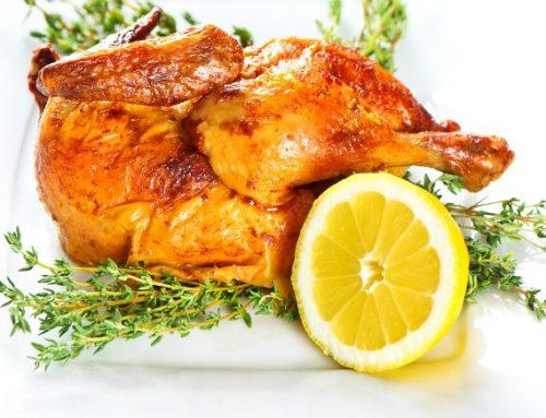 Pollo al limone al forno: la ricetta croccante dal cuore tenero