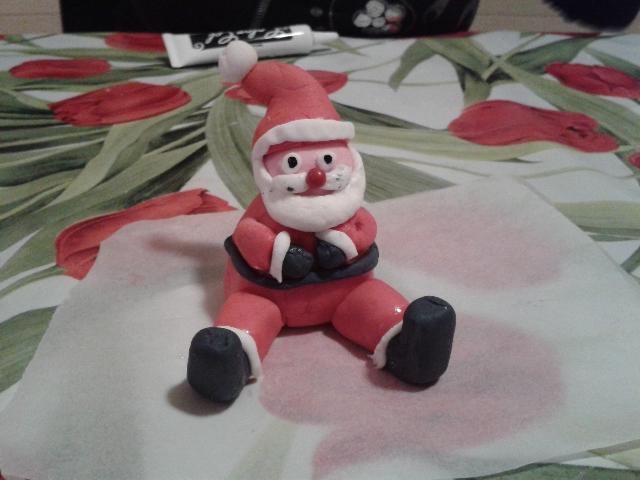 Fase finale Babbo Natale