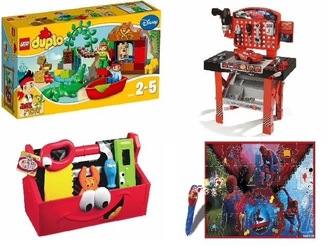 Regali Natale creativi bimbo 2-4 anni