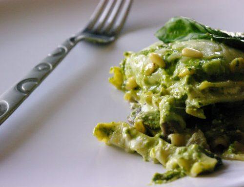 Lasagne al pesto: la ricetta per un perfetto pranzo della Domenica