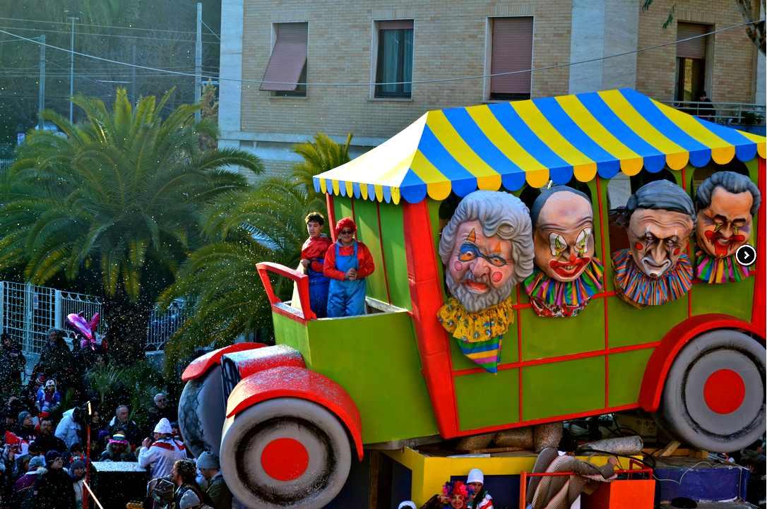 Carnevale Francavilla