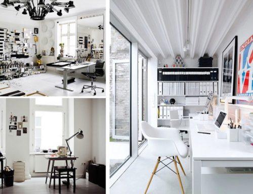 Ufficio in casa: idee e soluzioni perfette per ogni tipo di ambiente