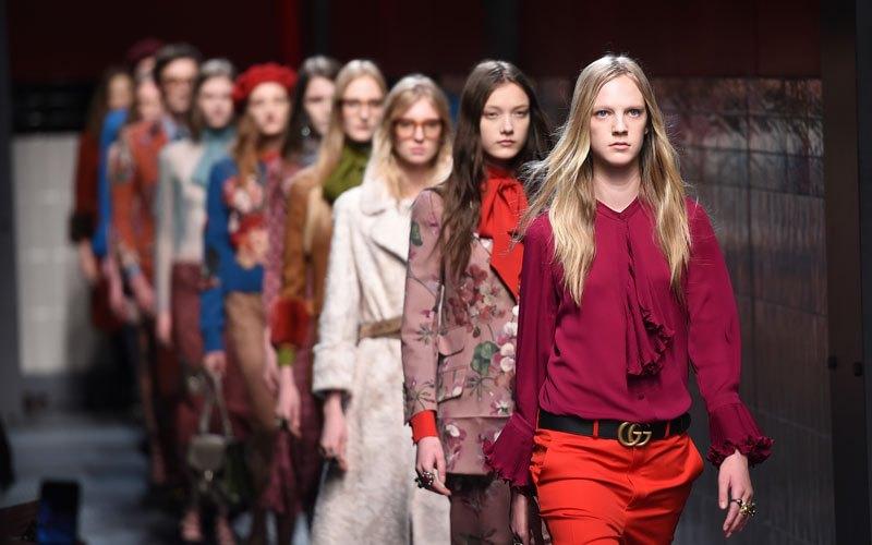 Gucci Milano Fashion Week