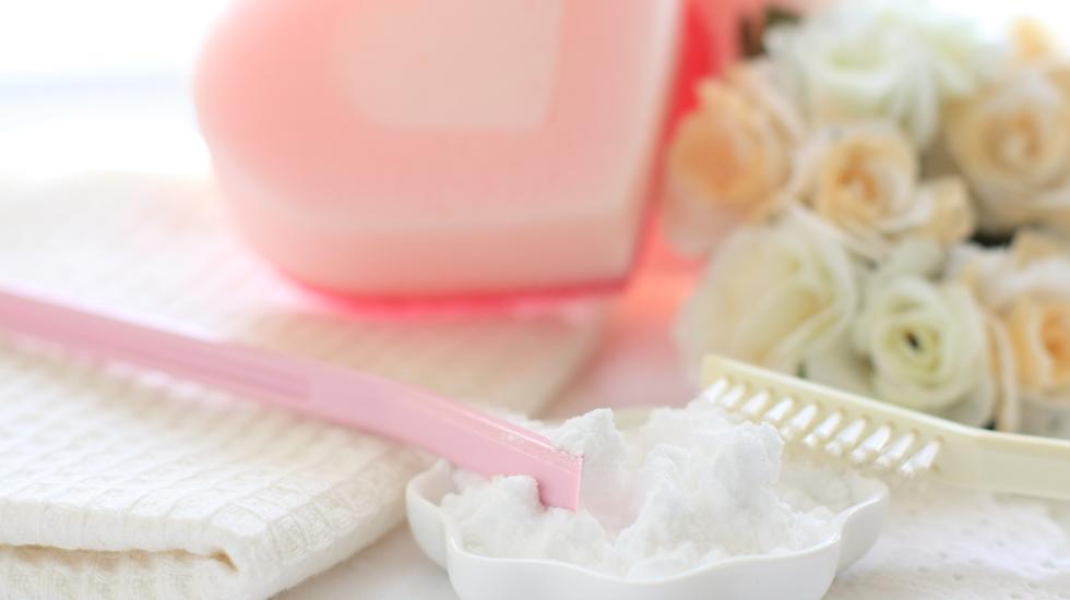 bicarbonato-di-sodio nella cura del corpo