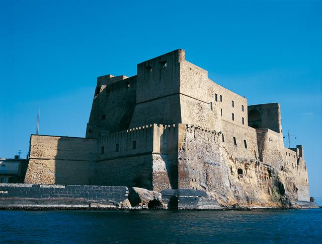 Castel dell'Ovo -Napoli