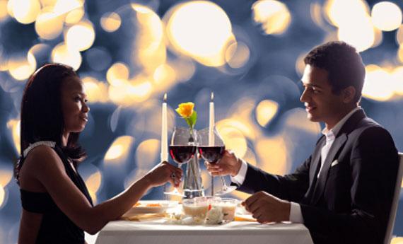 cena-romantica primo appuntamento