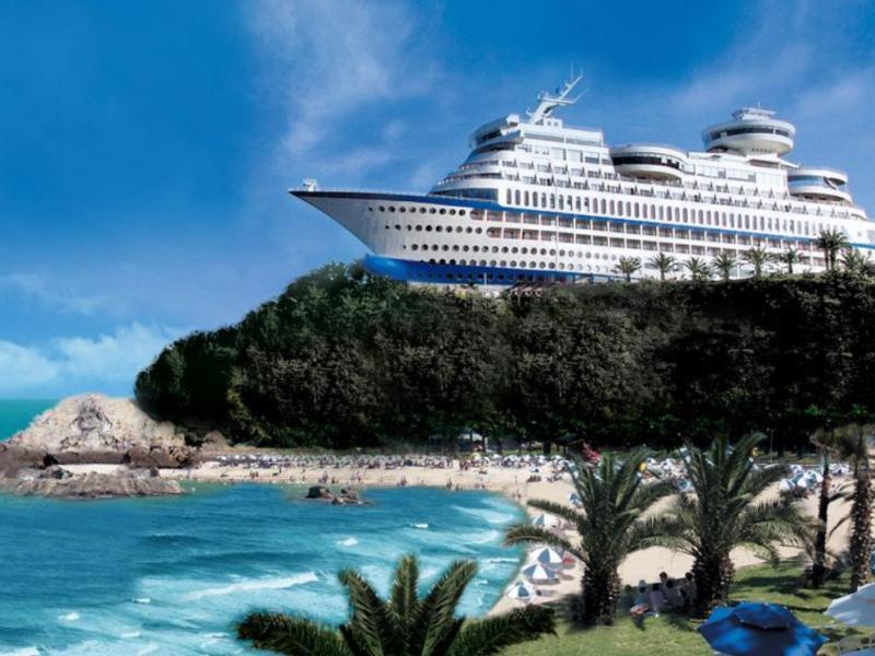 Sun-Cruise-Resort-Gangwon-do-Corea del Sud