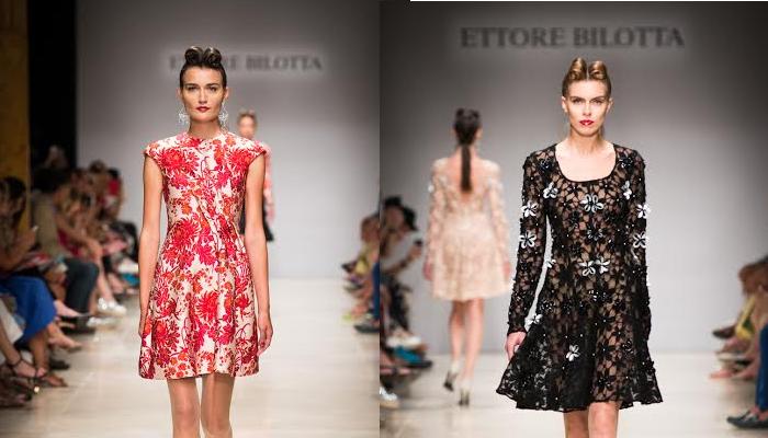 Ettore Bilotta collezione autunno/inverno 2016