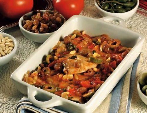 Secondi piatti di pesce: dalla Sicilia l'agghiotta di pesce spada