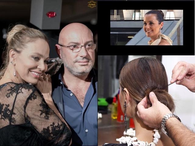 Ornella- Muti, Roberto Carminati, Roberta Capua, Ludovica Carminati