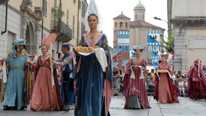 Palio di Asti: Corteo storico