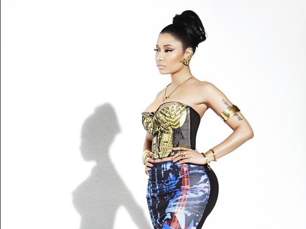 MTV EMA 2015: Nicki Minaj
