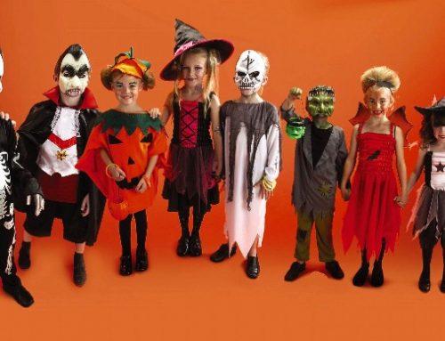 Costumi di Halloween per bambini: 5 modelli semplici da fare in casa