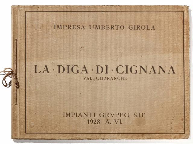 Impresa Umberto Girola, 1933 XI – 1939 XVII – Fotografo: Antonio Paoletti