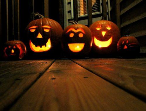 Come fare la zucca lanterna di Halloween in 7 facili mosse (zucca-gallery)