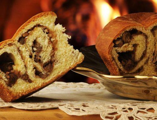 Dolci natalizi regionali: la torta gubana friulana un tesoro di sapori