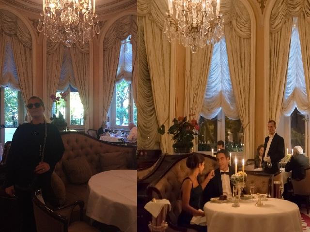 Hotel Ritz Madrid - ristorante