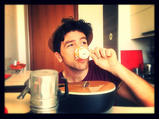 Un caffè con Bellavista