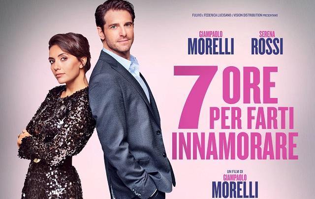 7 ore per farti innamorare di Giampaolo Morelli dal 20 aprile on demand