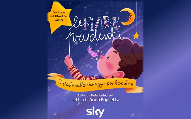 Le Fiabe Prudenti: il podcast Sky per bambini dedicato ad Alfredino