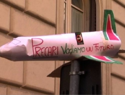 Tutti Giù Per Aria – L'aereo Di Carta: il docufilm sulla vertenza Alitalia