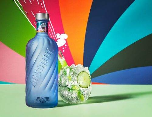 Absolut Movement: la nuova limited edition dell'iconico brand di vodka
