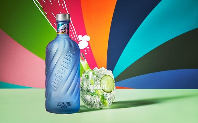 Absolut Movement la nuova limited edition dell'iconico brand di vodka