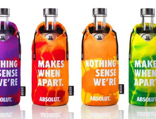Vodka Absolute: ecco la nuova limited edition Absolute better together