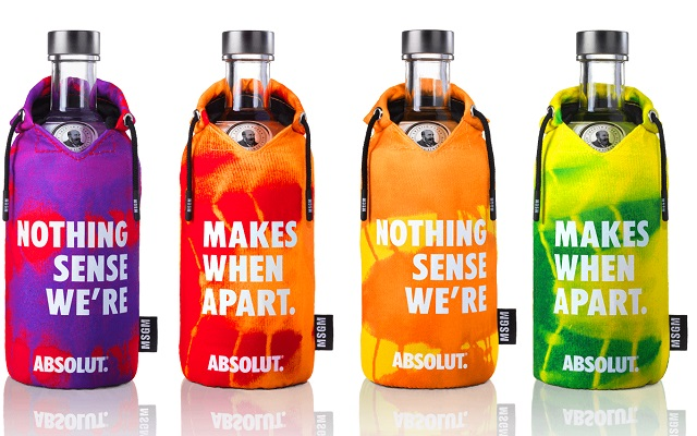 Vodka Absolute ecco la nuova limited edition Absolute better together