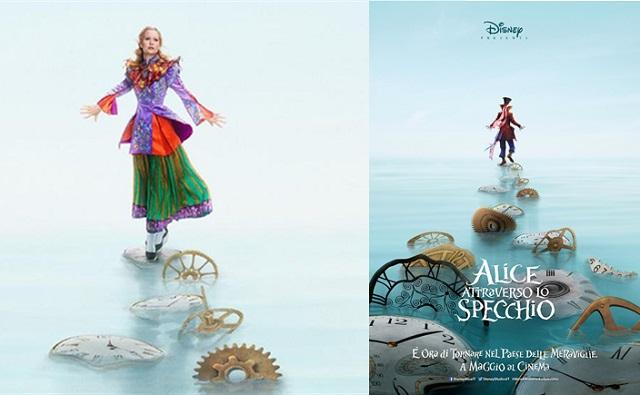 Alice attraverso lo specchio (Disney)
