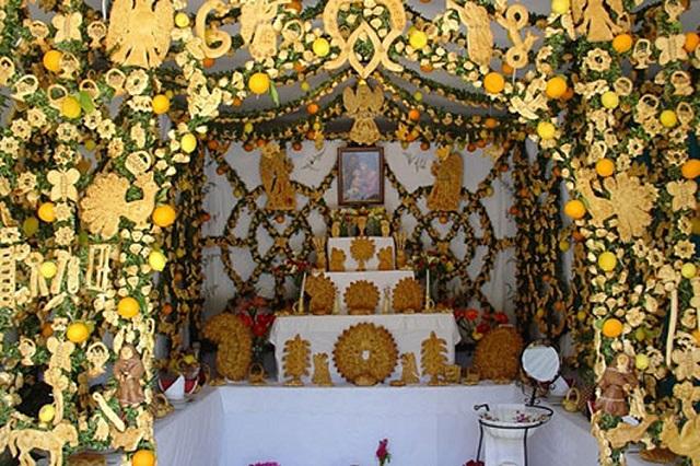 Altare di San Giuseppe - Salemi